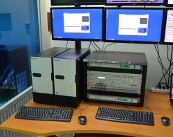 Dartcom X/L-Band EOS System at Kasetsart University, Thailand