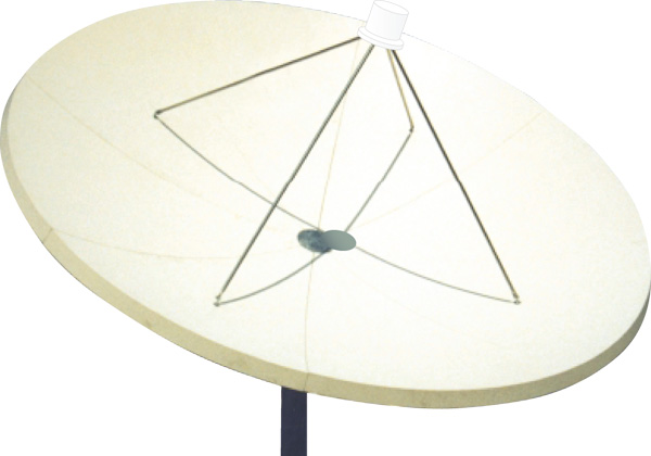 LRIT, HRIT, GVAR System - L-Band Antennas for GOES, COMS-1